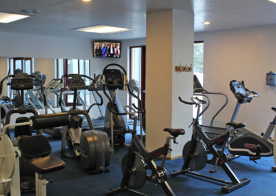 Workout Room - view c
