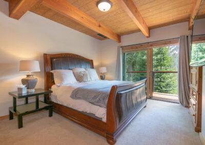 Bedroom 3 - King Bed