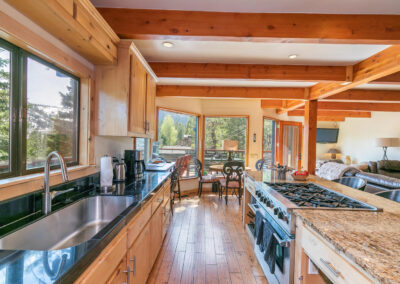 Great Room - Kitchen - view b