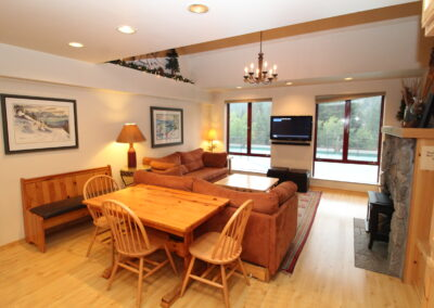 Living & Dining Areas - view b