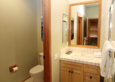 Master Bath - sink 2 & wc
