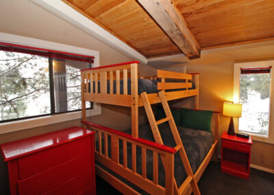 2nd BR - Twin-over-Full bunks
