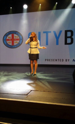 MCFC City Business Lunch 2017