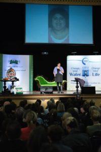 Wendy Steward Speaking at The Wellness Summit 2018