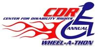 wheel-a-thon logo links to wheel-a-thon.org