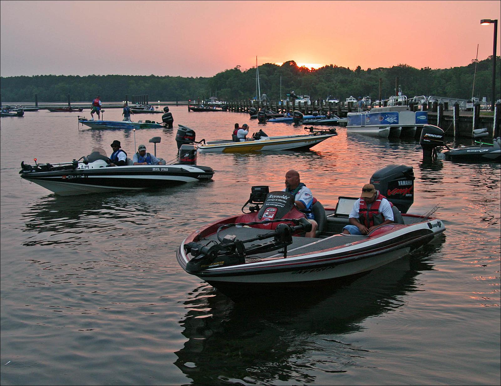 FLW Tour #7: Potomac River – Marbury, MD