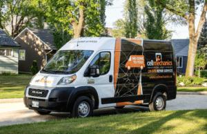 Mobile Repair Van