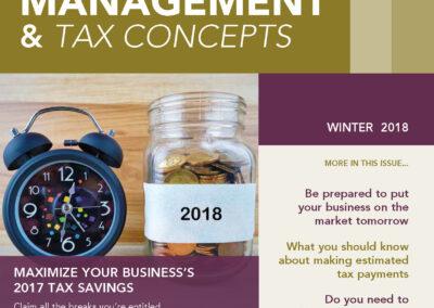 Management & Tax Concepts
