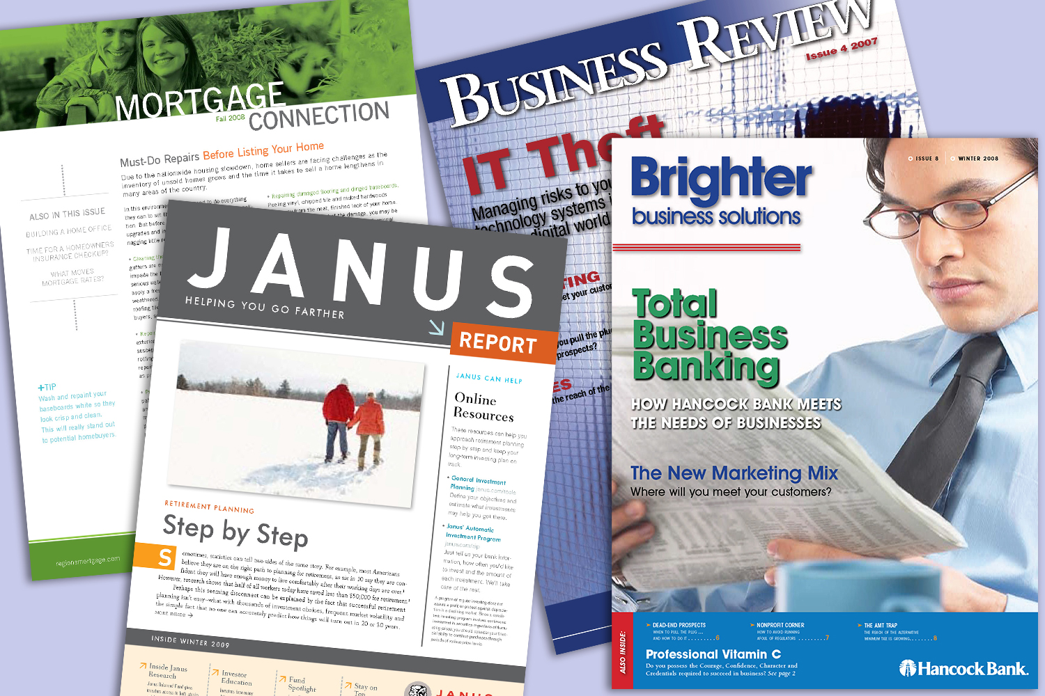 Read more about the article Is There Still a Place for Print Newsletters in Your Marketing Quiver?