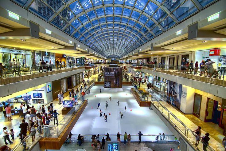 The Galleria Mall (Pinterest)