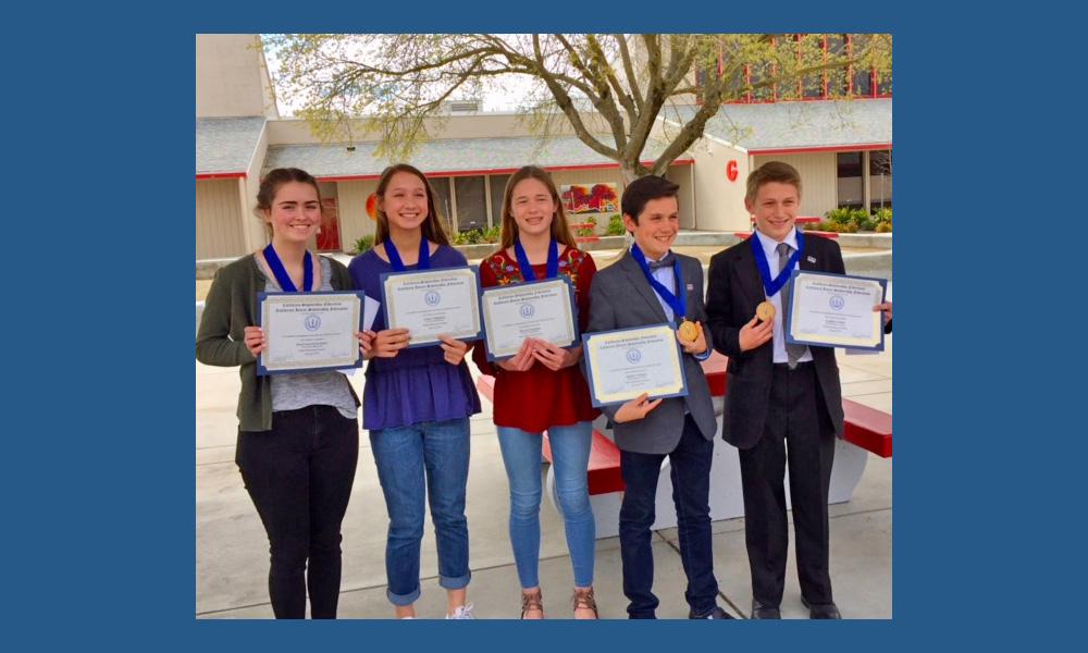 2017-18 CJSF Huhn Award North Recipients
