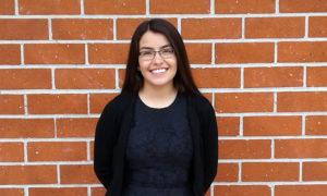 2017-18 Seymour South Recipient Elizabeth Rojas Gallegos