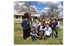 Cruikshank Middle Schoolers win Quiz Bowl at CSF/CJSF Central Region Spring Conference