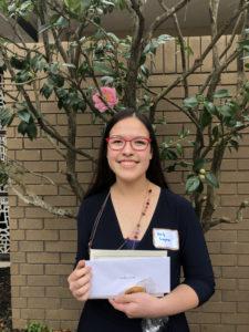 Emily Laymon, Seymour Central Coast finalist 2017-18