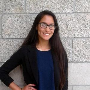 Celeste Puente, Granite Hills High School, finalist CSF 2017-18 Seymour Award Central Region