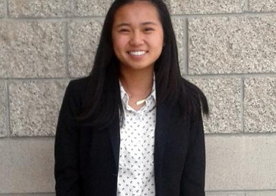 Clara Ho, Millennium High School, finalist CSF 2017-18 Seymour Award Central Region