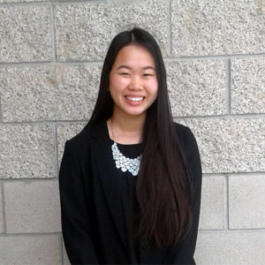 Katherine Sayaseng, Sunnyside High School, finalist CSF 2017-18 Seymour Award Central Region