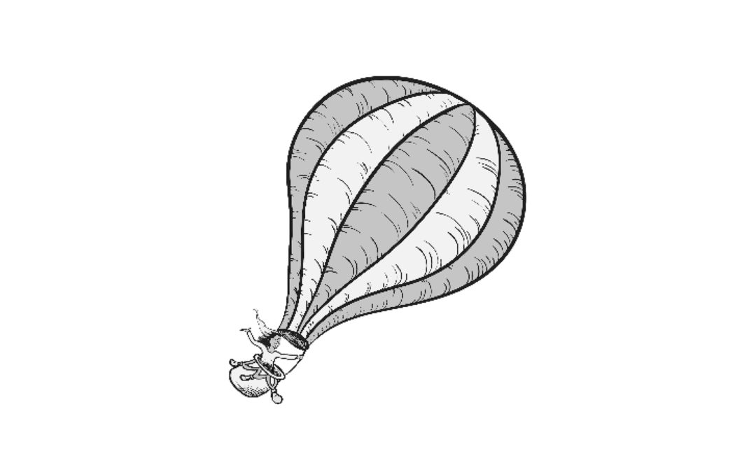 hot air balloon - 2019 North Region CSF-CJSF Conference