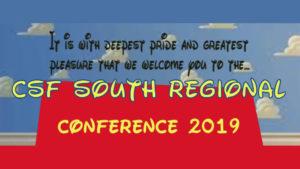 Hillcrest High School - 2019 South Region CSF-CJSF Conference
