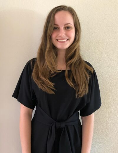 Morgan Kopecky, Finalist Chapter 1019 | Woodbridge High School, Irvine Nominated by Julie Giron, CSF Adviser