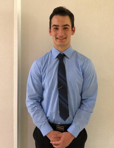 Alexander Tchekanov, Recipient, Chapter 1109 | Rancho Bernardo High School, San Diego Nominated by Diana Garcia, CSF Adviser