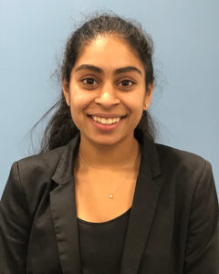 Seymour Central Coast 2018-19 Finalist Nina Patel, Chapter 338 Carmel High School