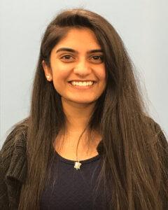 Seymour Central Coast 2018-19 Finalist Sanjana Kantipudi, Silver Creek High School Chapter 899