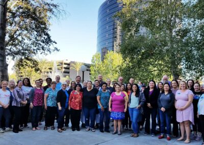 2019 Fall Advisers Conference Group Doubletree Santa Ana
