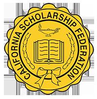 California Scholarship Federation logo