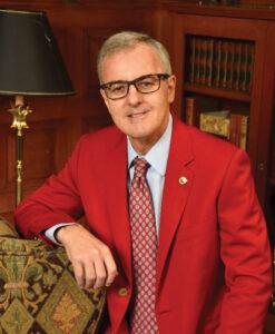 Robert B Miller, 2021 Tournament of Roses President
