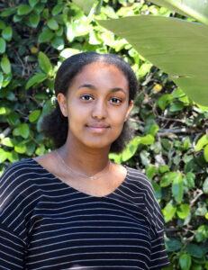 Michal Mengistu, Chapter 155 Carmenita Middle School, Adviser Ruthel Kim