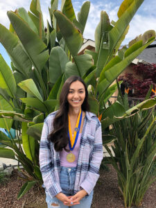 Rikki Gonzalez, 2020 CSF Seymour Award Central Region Finalist