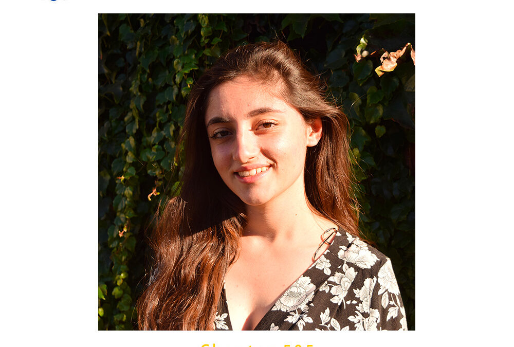 Rima Makaryan, 2020 CSF Seymour Award North Region Finalist