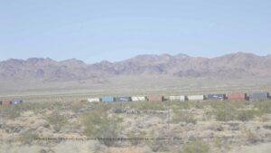 California desert train photo by Brady T Wynne copyright 2020