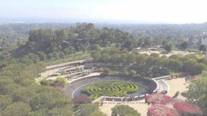 Los Angeles from Getty Center. photo: Patricia Gill copyright 2016