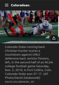 Christian Hunter   CSF Alumni Henry J Kaiser HS