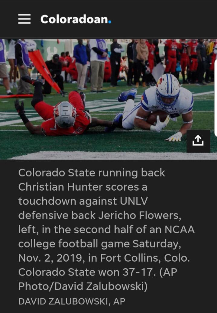 Christian Hunter | CSF Alumni Henry J Kaiser HS