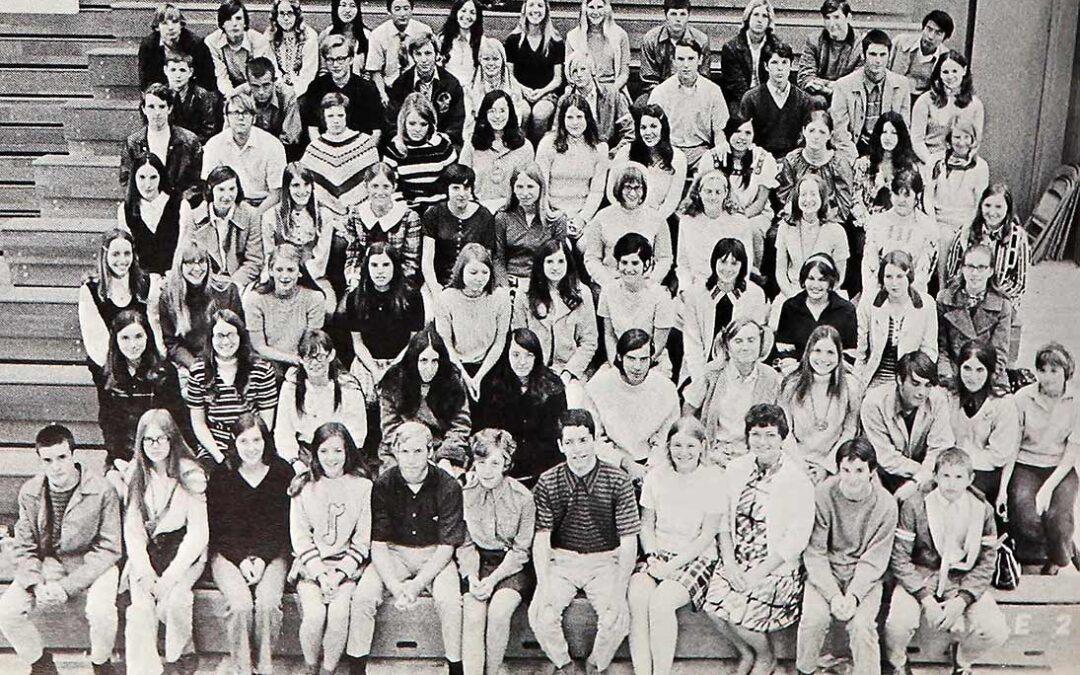 Los Alamitos High School CSF 1971