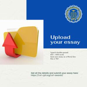 CSF Michelson Essay Contest