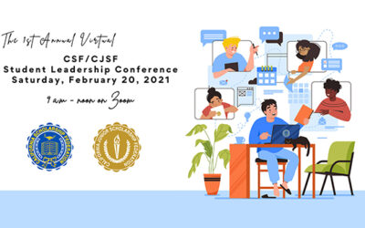 1st Annual Virtual CSF/CJSF Student Leadership Conference