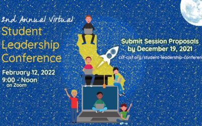 10+1 Steps to producing a session for the Virtual Student Leadership Conference