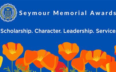 Congratulations 2020-2021 Seymour Recipients