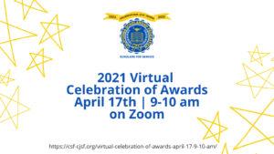 2021 Virtual Celebration of Awards