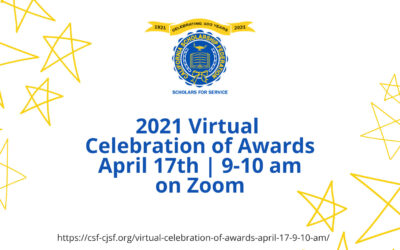 Virtual Celebration of Awards Video is now available