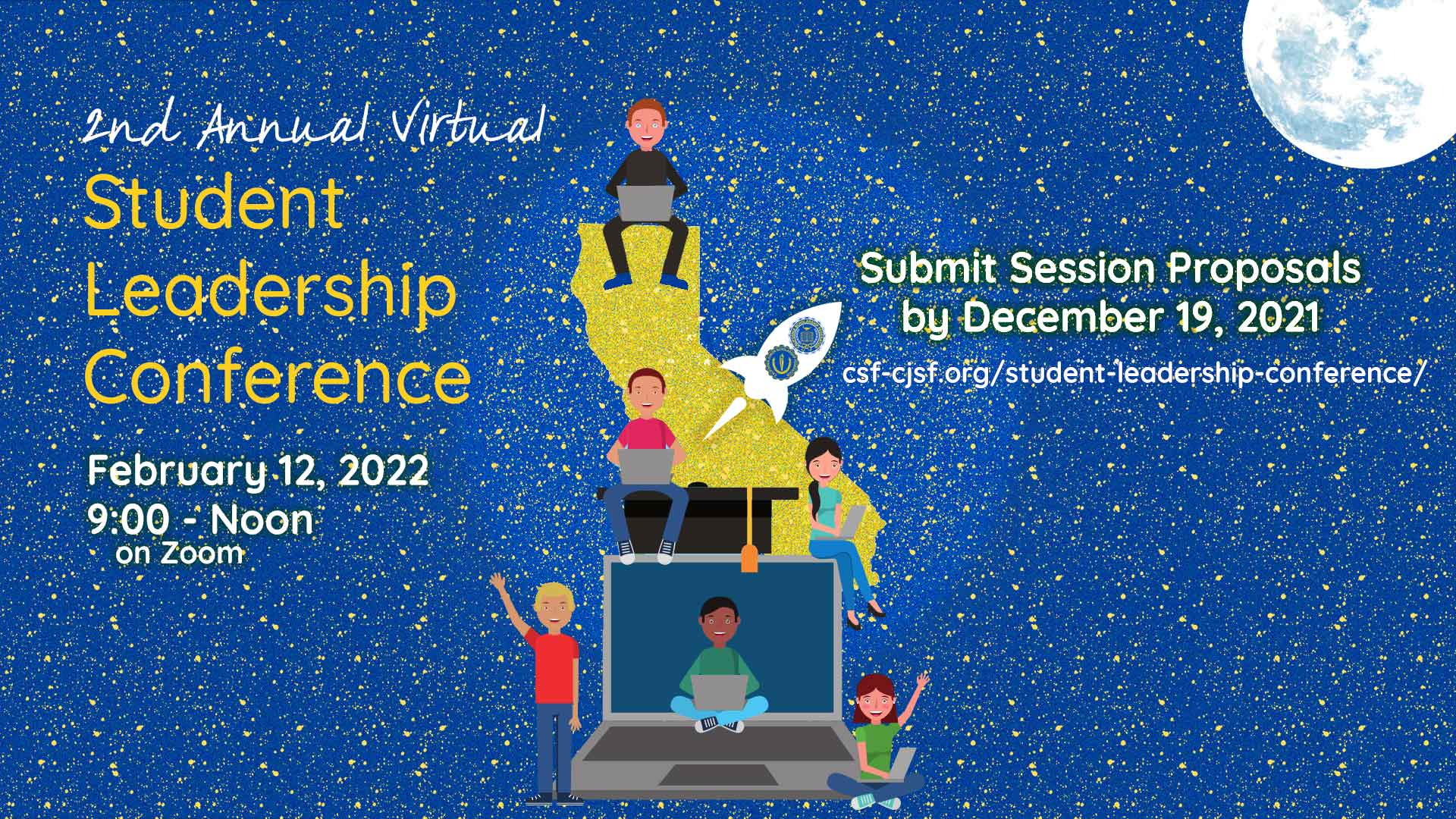 2nd Annual Virtual CSF/CJSF Student Leadership Conference!