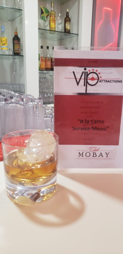 Club MoBay Airport Lounge