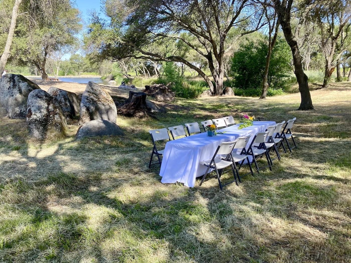 Twin Rocks Estate Winery Weddings Events