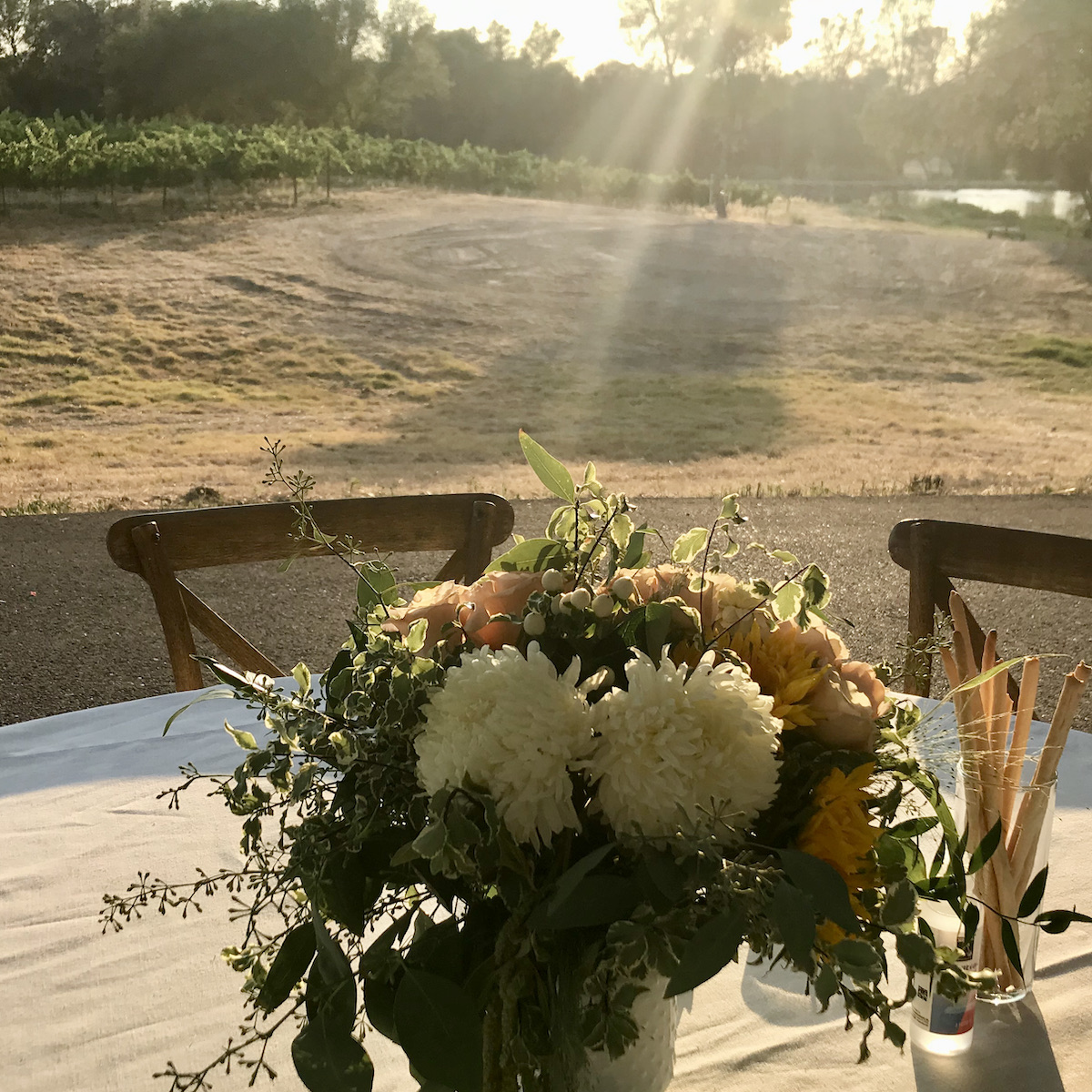 Twin Rocks Estate Winery Wedding Events