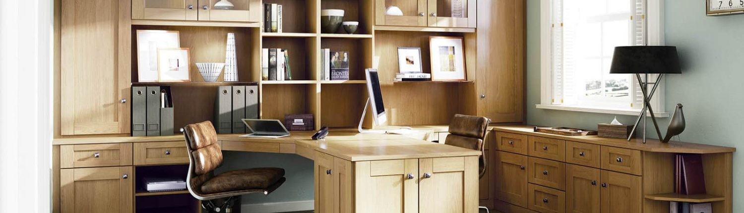 large home office