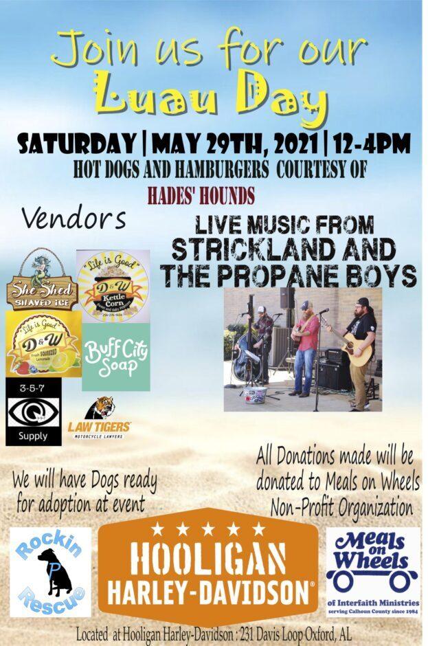 Hawaiian Event at Hooligan's Harley-Davidson